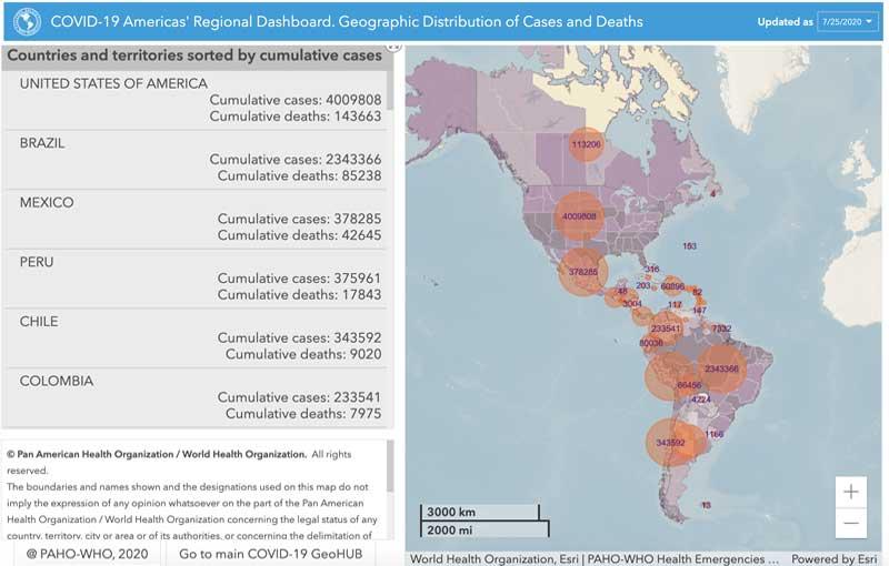 Casos covid19 en México