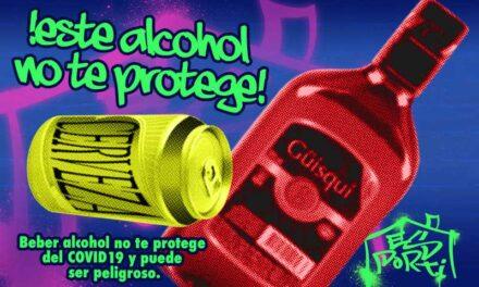 Este alcohol no te protege