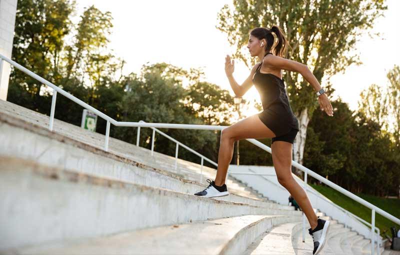 ¿Hay que ponerse mascarilla para hacer ejercicio físico?